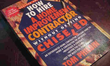 Home Improvement Contract Tips