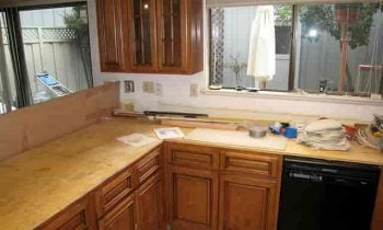 Do Your Own Kitchen Remodeling?